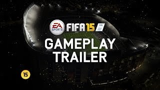 [FIFA 15 - Official E3 Gameplay Trailer] Video