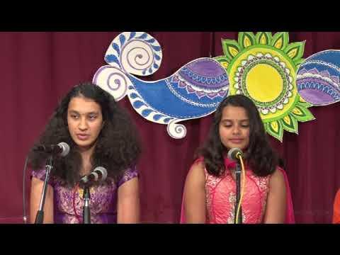"CAA - 2017 AP Cultural Festival - Oct 14th 2017 - Item-2 ""Bhajans"""