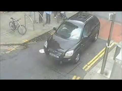 Compilatie de accidente auto din Marea Britanie