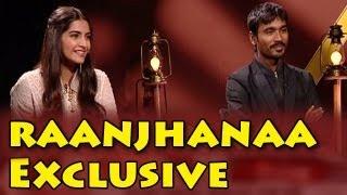 Dhanush & Sonam - Talking about their movie Raanjhanaa