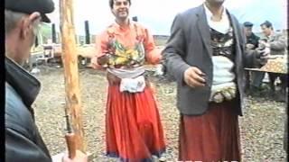 MENGEN TV - Ama Rasim,İlyas  Mengen Köy Düğünü