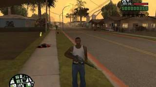 Como Colocar Codigos No Gta San Andreas PC
