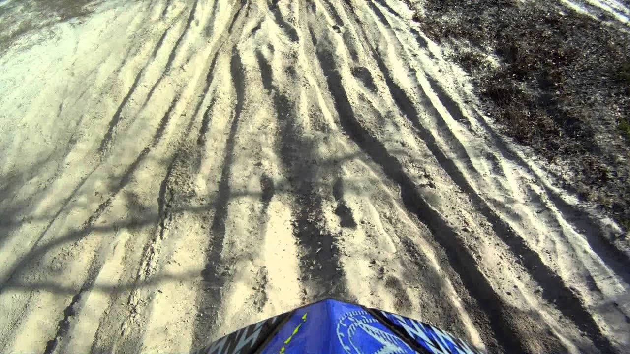 Pax Trax MX is one of the most complete Florida Motocross Tracks