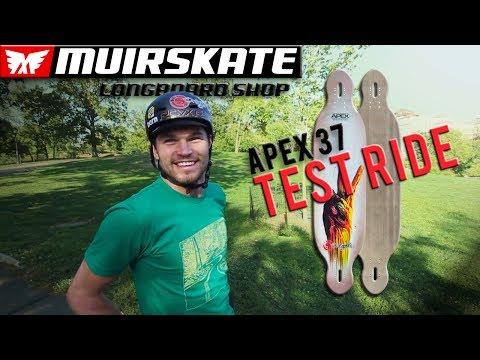 Original Apex 37 | Test Ride Muir Skate Longboard Shop