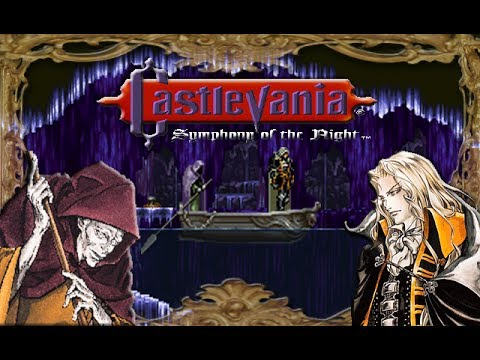 #13 - Ferryman e Holy Symbol - Castlevania Symphony of the Night SOTN - PS1 - Português BR
