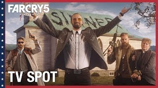 Far Cry 5 - Live-Action TV Spot