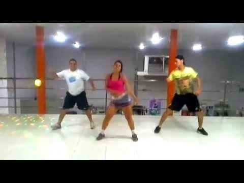 coreografia nova 2014-subidinha sobe-Wesley safadão e Garota safada-Repertório novo 2014