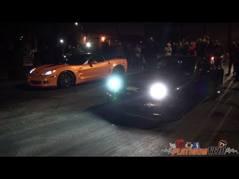 900HP LS7 Z06 vs 480HP LQ9 FD RX7