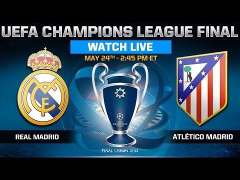 UEFA Champions League 2014 | Final LISBON | Promo |  Real Madrid vs Atletico Madrid  | 24.05.2014|