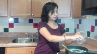 Creamy Spinach Mushroom Pasta ..