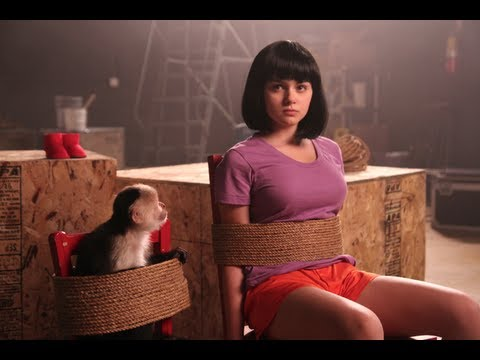 Dora the Explorer Movie Trailer (with Ariel Winter) -TnpTcrtsN3U