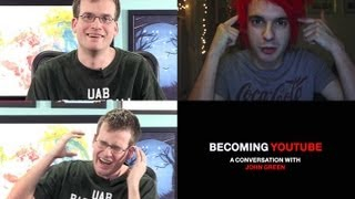 A Conversation with John Green | BECOMING YOUTUBE | Video #6