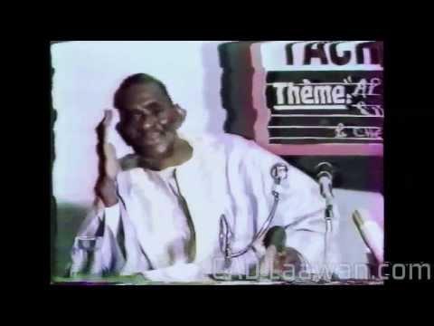 Cheikh Anta Diop 4/4: Conférence de Niamey intégrale (1984) DEBAT