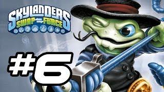 Skylanders Swap Force Gameplay Walkthrough Part 6 THE
