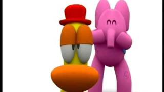 Pocoyo Colour My World