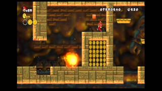 DAD BEATS BOWSER!!! NEW SUPER MARIO BROS WII WITH ROXIO CAPTURE CARD