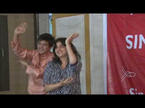 Radio Sindhi at First SAJA Meet in Mumbai 2013