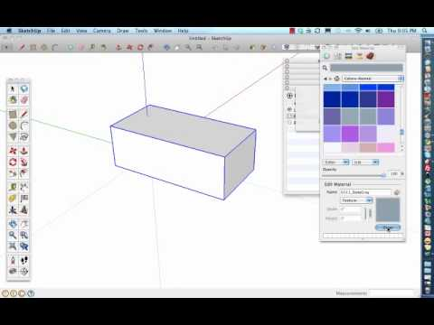 sketchup basic layers