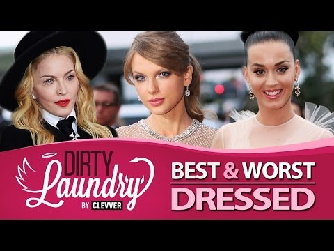 Best and Worst Dressed Grammy Awards 2014