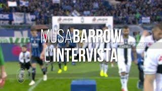 Musa Barrow, l'intervista