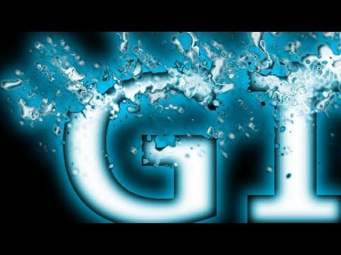 GIMP 2.8 Tutorial - Splash Text
