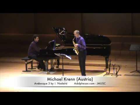 3rd JMLISC Michael Krenn (Austria) Arabesque 3 by I. Nodaira