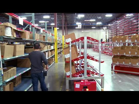 Staples Supply Chain: A Partnership of Employees and Technology