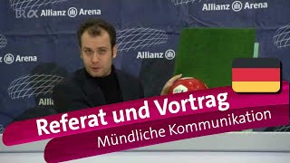 Folge 02: Referat und Vortrag   Allianz-Arena