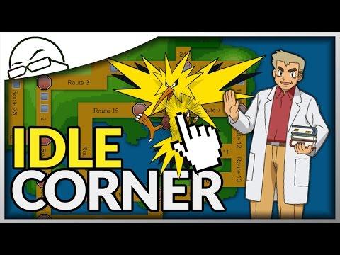 A POKEMON CLICKER GAME! -  Pokeclicker [Idle Corner]