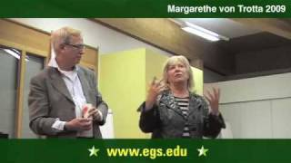 Margarethe von Trotta. Rosa Luxemburg and the Personal as Political 2009 3/5 view on youtube.com tube online.