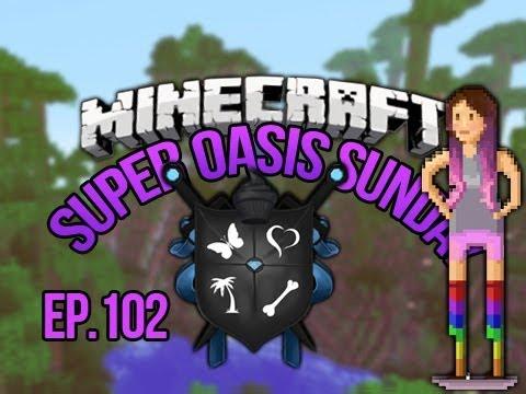 """NECROMANCER""  SoS Minecraft Oasis Ep. 102"