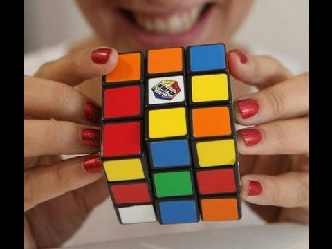 How to solve Rubik's Cube 2013