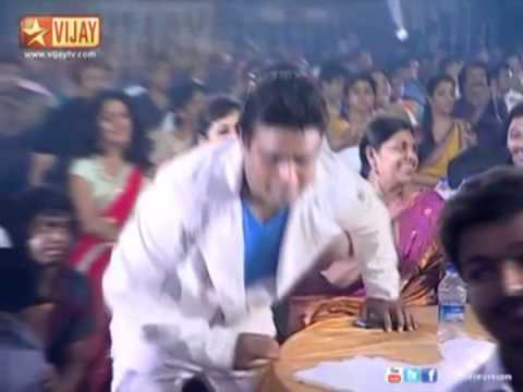 Harris Jayaraj at 7th Vijay awards