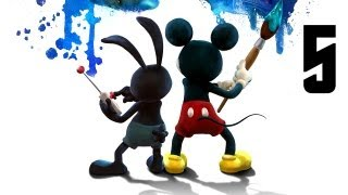 Epic Mickey 2: The Power Of Two Walkthrough Part 5