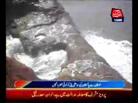 Parts of Karachi receive light rain as cyclone intensifies -- Breaking News