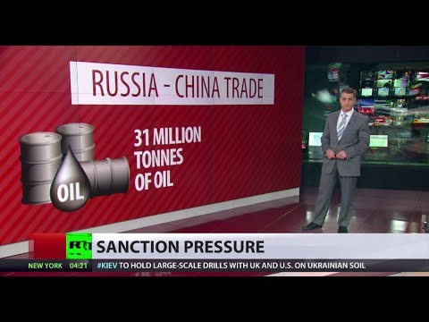 Leaning East: Russia moves towards China as West pushes sanctions