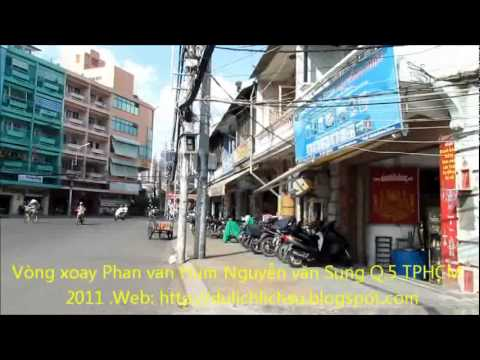 BO SUU TAP PHOTO VIDEO TPHCM 2011 VÒNG XOAY PHAN VAN HUM NGUYEN VAN SUNG CHO BINH TAY BX CHOLON 2p27``so 5