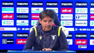 Lazio-Atalanta | La conferenza stampa di mister Inzaghi