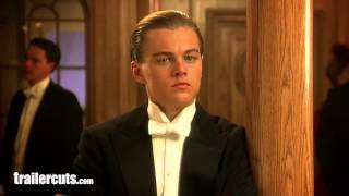 [Leonardo DiCaprio Creeps On His Younger Self] Video