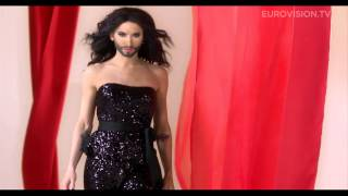 Conchita Wurst - Rise Like A Phoenix (Austria) Eurovision 2014