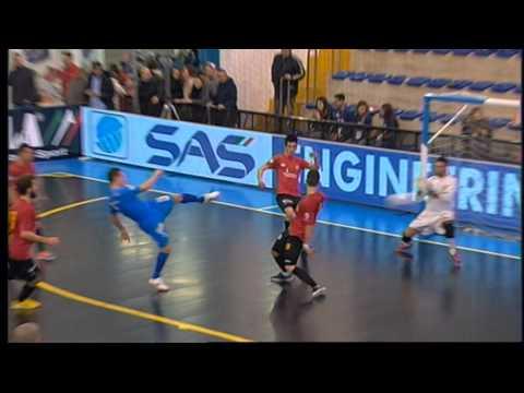 Final Eight A, Luparense - Corigliano 4-2 (26/02/15)