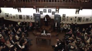 This House Would Re-Elect Obama, The Cambridge Union Society