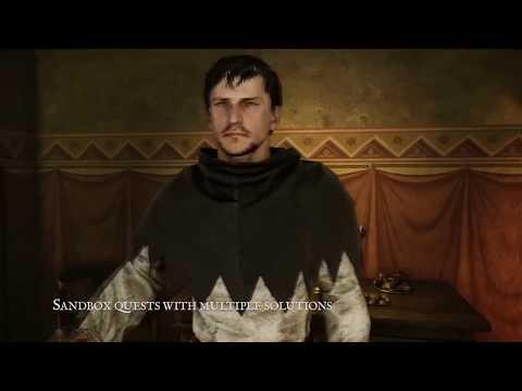 Kingdom Come: Deliverance Game Reveal Trailer - PC PS4 XO