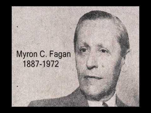 MYRON C. FAGAN illuminati