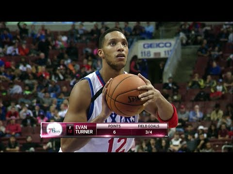 Evan Turner Full Highlights vs Wizards - 24 Points 7 Rebounds (2013.11.06)