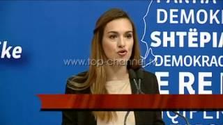 PD Skandal i delegacionit t Mbrojtjes  Top Channel Albania  News  L