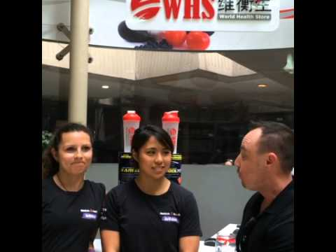 WHS Sponsor CrossFit Athletes In Shanghai-Short Version