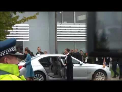 Prince William & Kate: Royal Visit to Blenheim, New Zealand
