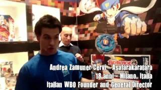 Grande Torneo Di Beyblade @ G! Come Giocare Milan, Italy