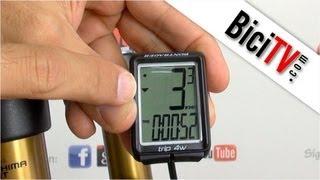 Instalar un cuentakilómetros de bicicleta